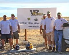 Walker Lake crew