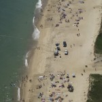 UXO removal operation at South Beach, Martha's Vineyard