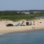 UXO emergency response at South Beach, Martha's Vineyard